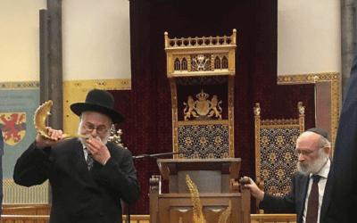 """""""Strijd tegen antisemistisme niet alleen opdracht van Joden"""""""