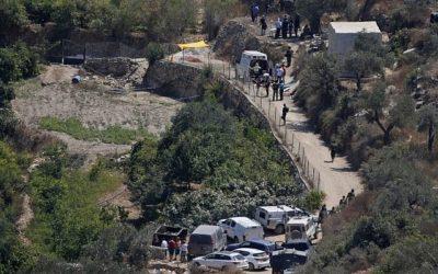 Israëlisch gezin zwaargewond door granaatontploffing; terroristisch motief vermoed