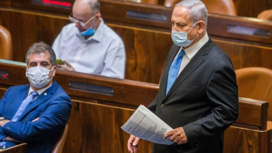 Israelische coalitiecrisis: geen begroting, wel verkiezingen in zicht