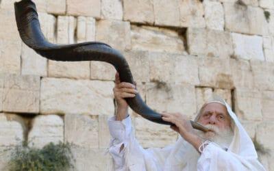 Dit weekend elke ochtend in ons programma Brachot baBoker: Over Rosh HaShana, de tien ontzagwekkende dagen en Yom Kippur gesproken