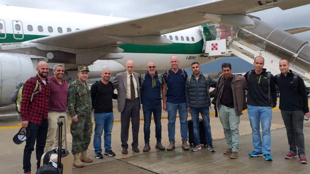 Goed nieuws: Israel stuurt twee teams met experts naar Albanië na de hevige aardbeving