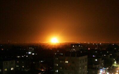 VS: We hebben Israël informatie verstrekt over de Syrische aanval