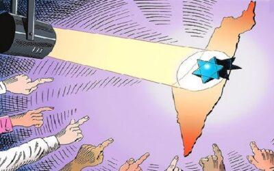 Honderden wetgevers dringen er bij de VN op aan om 'systematische' discriminatie van Israël uit te roeien