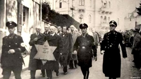 Kristallnacht 82 jaar geleden; President Rivlin: Het antisemitismevirus is sterker dan het coronavirus
