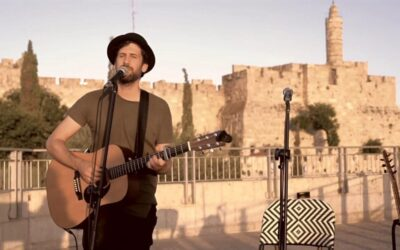 Gebed voor genezing brengt een Israëlische zanger en Libanese zangeres samen