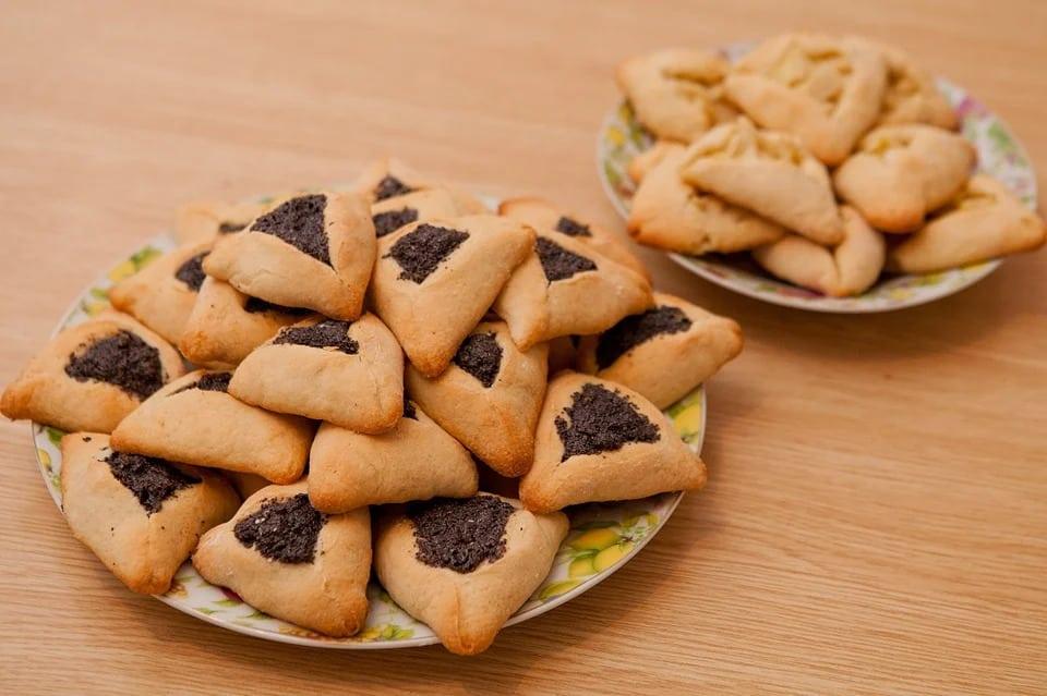 Heb een vrolijk Purim feest met elkaar!