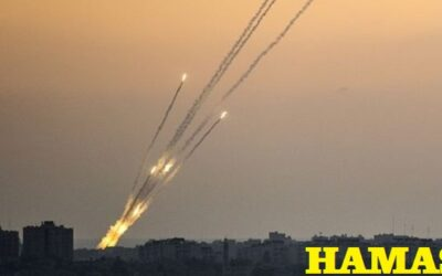 Hamas vuurt vanuit Gaza een raket naar Sderot, exact 20 jaar na de eerste