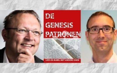 """Vanavond om 20:00 uur in Ma Nishma: Cees van der Vlist in gesprek met dr. R(uben) S. van der Giessen, schrijver van het boek """"De Genesispatronen"""""""