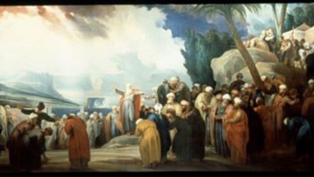 Parashat Ha'azinoe (G'd wil wonen bij de mensen)