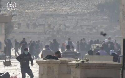 Jom Jeroesjalajiem: rellen op de Tempelberg, toegang voor joden verboden